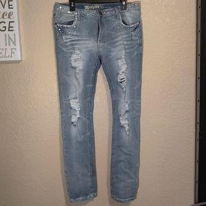 Machine Skinny Jeans